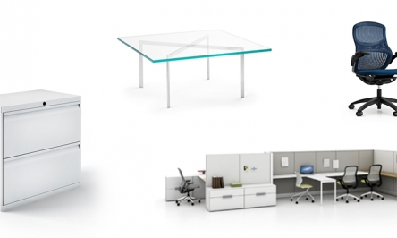 All About Contemporary And Modern Office Furniture