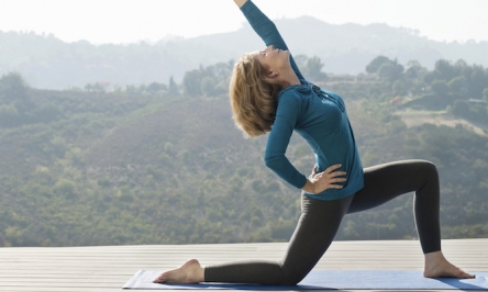 Using Yoga And Exercise For Back Pain Relief