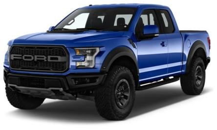 High Rated Pickup trucks