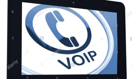 Basics about Voice over internet protocol (VoIP)