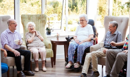 General services provided in Assisted Living for seniors