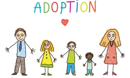 ADOPT AND BE HAPPY FOR LIFETIME