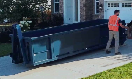 THE WAY YOU NEED TO ROLL-OFF DUMPSTER MANAGEMENT
